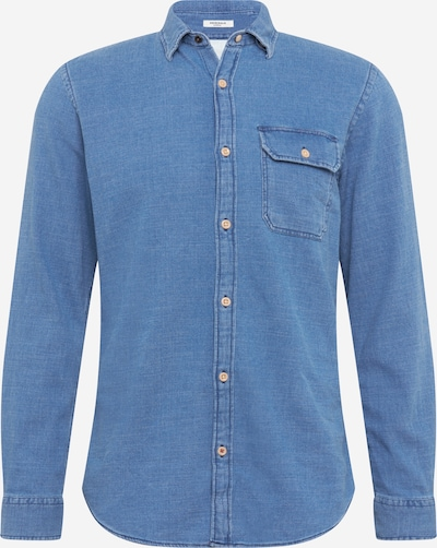 JACK & JONES Hemd 'Nicki' in blue denim, Produktansicht
