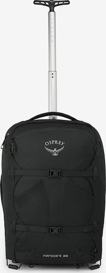 Osprey Trolley in schwarz, Produktansicht