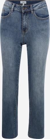 OBJECT Petite Jeans 'WIN' in Blauw