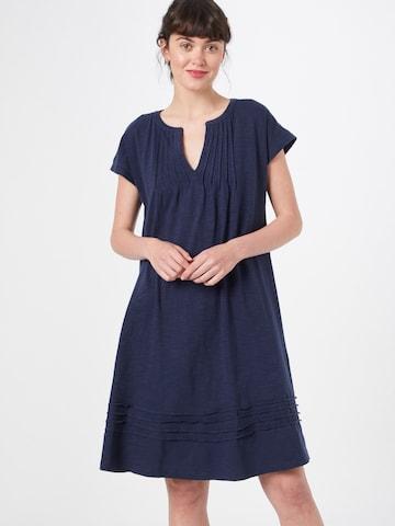 ESPRIT Лятна рокла в синьо