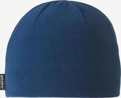 STÖHR Mütze in dunkelblau, Produktansicht