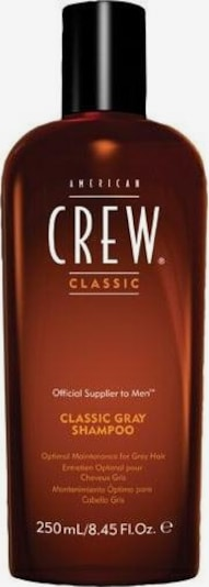 American Crew Haarshampoo 'Gray' in, Produktansicht