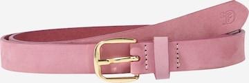 TOM TAILOR DENIM - Cinturón en rosa