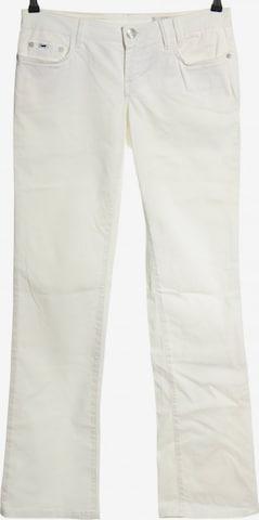 GAS Straight-Leg Jeans in 30-31 x 36 in Weiß