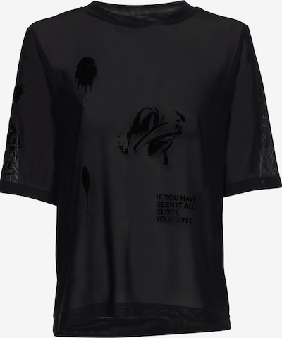 ZOE KARSSEN Shirt in schwarz, Produktansicht