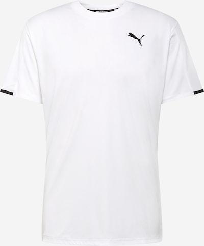 PUMA Camiseta funcional en gris claro / negro / blanco, Vista del producto
