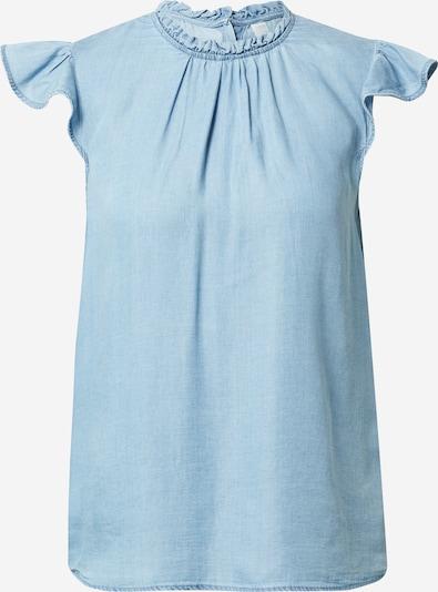 Tricou Soyaconcept pe albastru deschis, Vizualizare produs