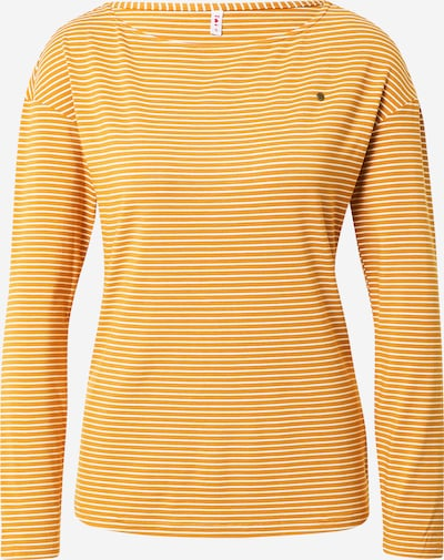 Blutsgeschwister Shirt 'Sailorette' in Orange / White, Item view