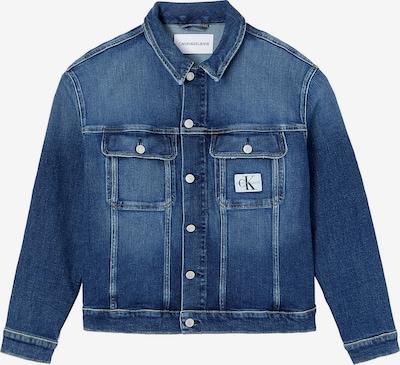 Calvin Klein Jeans Jeansjacke in großen Größen ' ' in blue denim, Produktansicht