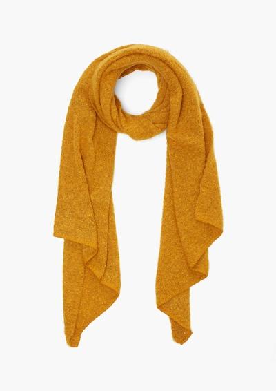 s.Oliver Schal in gelb, Produktansicht