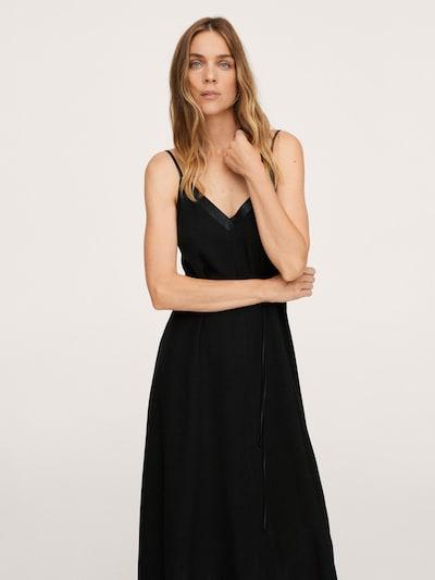 MANGO Cocktail Dress 'CAROL' in Black, View model
