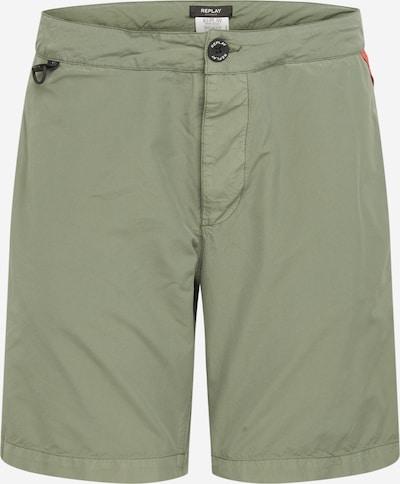 REPLAY Spodnie w kolorze oliwkowym, Podgląd produktu