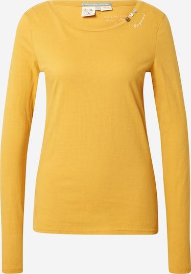 Tricou 'FLORAH' Ragwear pe galben, Vizualizare produs