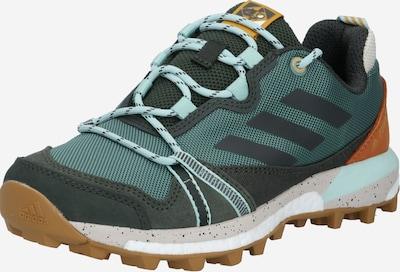 ADIDAS PERFORMANCE Sportschoen 'Terrex Skychaser' in de kleur Groen / Zwart, Productweergave