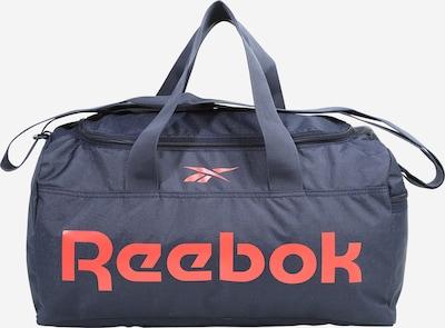 REEBOK Sporttasche in navy / rot, Produktansicht