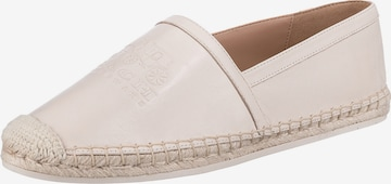 COACH Espadrilles 'Charlie' in White