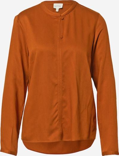 ARMEDANGELS Chemisier 'Freyaa' en orange foncé, Vue avec produit