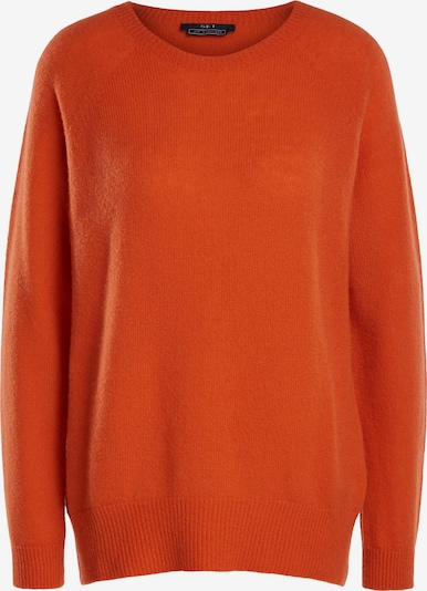 SET Pullover in orange, Produktansicht
