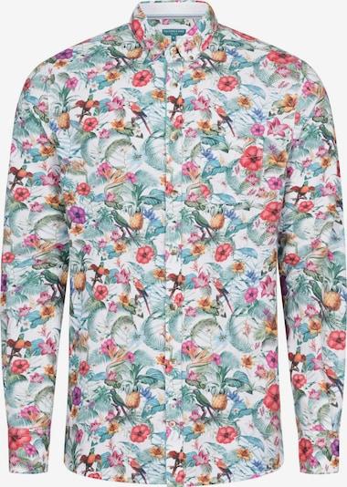 COLOURS & SONS Langarmhemd Owen in mischfarben, Produktansicht