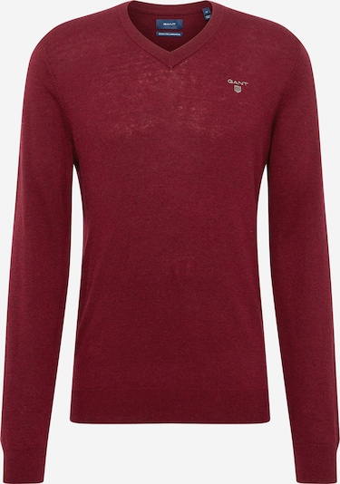 GANT Pullover in burgunder, Produktansicht