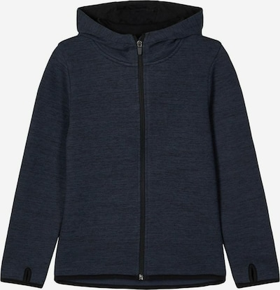 NAME IT Sweatjacke in blaumeliert, Produktansicht