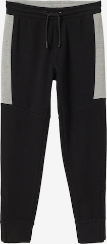 Pantalon de sport MANGO KIDS en noir