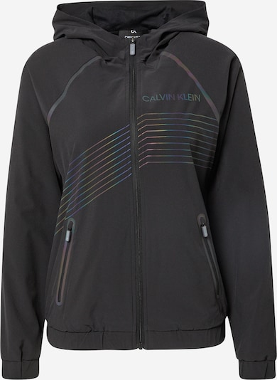 Calvin Klein Performance Athletic Jacket in Mixed colors / Black, Item view