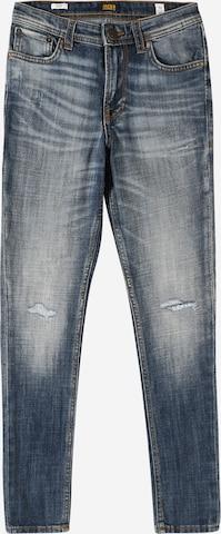 Jack & Jones Junior Jeans 'Liam' i blå