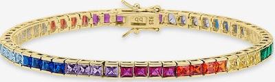 BRUNO BANANI Armband in gold / mischfarben, Produktansicht