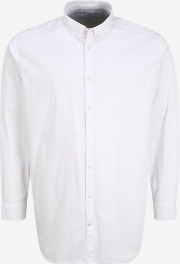 TOM TAILOR Poslovna košulja 'Oxford' u bijela, Pregled proizvoda