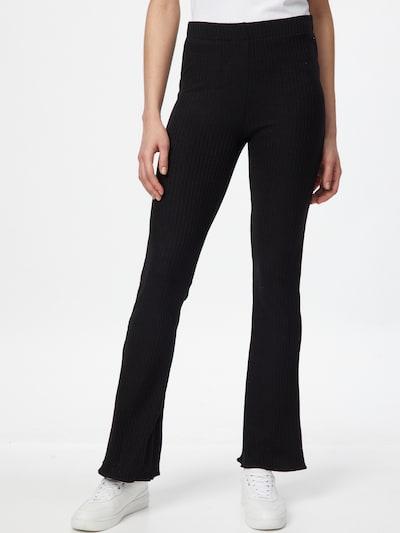 Gina Tricot Hose 'Beata' in schwarz, Modelansicht