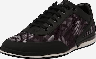 BOSS Casual Sneaker 'Saturn' in oxid / schwarz / weiß, Produktansicht