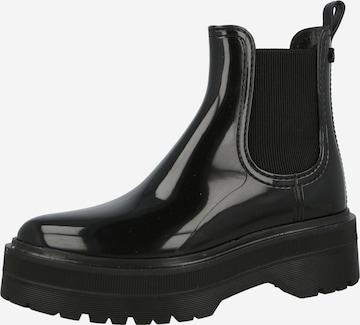 LEMON JELLY Chelsea Boots 'NETTY' in Black