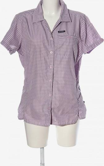 ICEPEAK Kurzarmhemd in XXL in lila / schwarz, Produktansicht