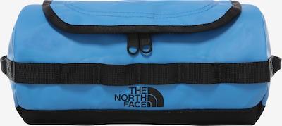 THE NORTH FACE Toilettas in de kleur Hemelsblauw / Zwart: Vooraanzicht