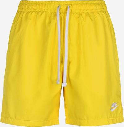 NIKE Trainingsshorts ' Sportswear ' in gelb, Produktansicht
