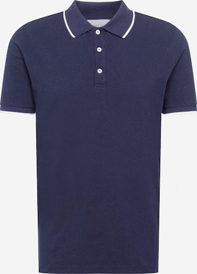 By Garment Makers Shirt 'Stefan' in navy, Produktansicht