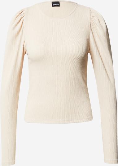 Gina Tricot Shirt 'Alice' in de kleur Beige, Productweergave