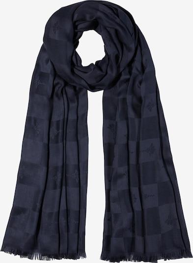JOOP! Jeans Schal in dunkelblau, Produktansicht