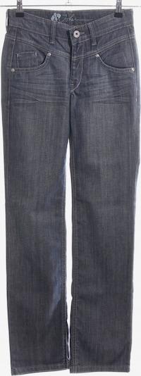 JOKER Straight-Leg Jeans in 28/32 in hellgrau, Produktansicht