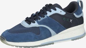 SCOTCH & SODA Sneaker in Blau