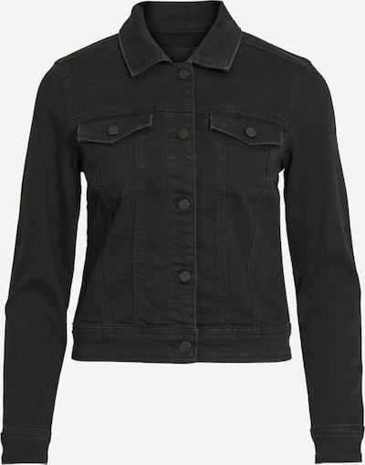 OBJECT Φθινοπωρινό και ανοιξιάτικο μπουφάν σε μαύρο ντένιμ, Άποψη προϊόντος