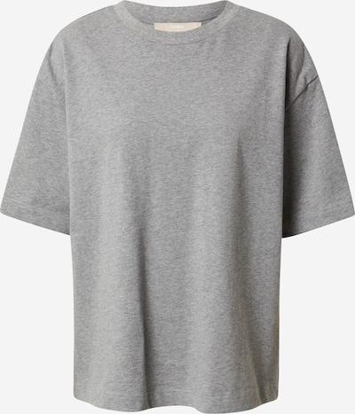 LENI KLUM x ABOUT YOU T-shirt 'Heather' en gris chiné, Vue avec produit