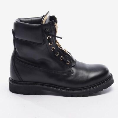 Balmain Stiefeletten in 38 in schwarz, Produktansicht
