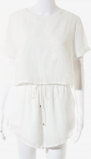 Sabo Jumpsuit in S in weiß, Produktansicht