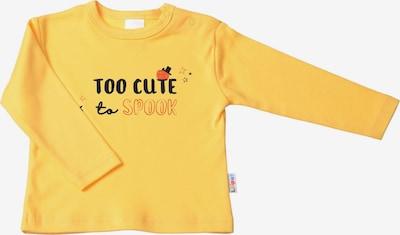 LILIPUT Niedliches Langarmshirt mit 'TOO CUTE To Spook'-Print in gelb, Produktansicht