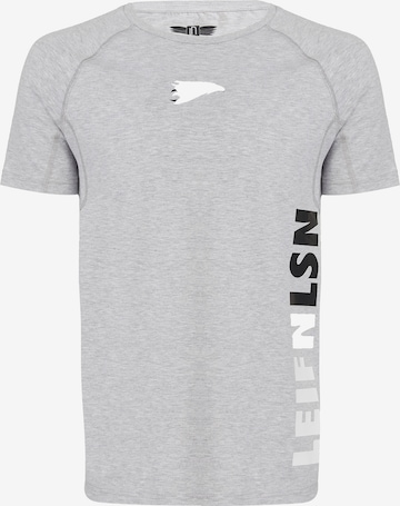 Leif Nelson T-Shirt in Grau