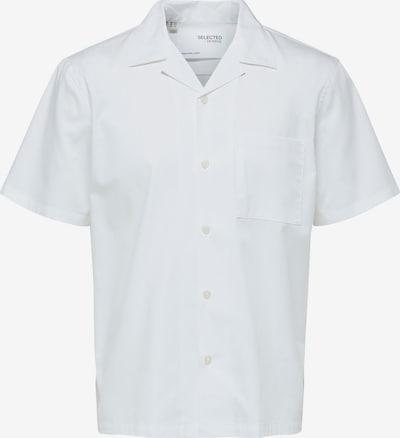 SELECTED HOMME Overhemd 'Cuba' in de kleur Wit, Productweergave