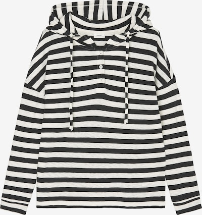 Marc O'Polo DENIM Shirt in schwarz / weiß, Produktansicht