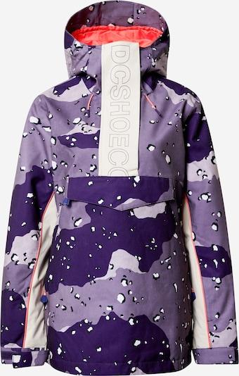 Laisvalaikio striukė 'ENVY' iš DC Shoes , spalva - purpurinė / šviesiai violetinė / tamsiai violetinė, Prekių apžvalga
